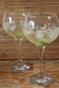 Elderflower and Gin